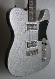 HAHN SPARKLE TELECASTER TV JONES