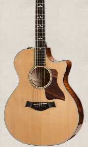 TAYLOR 614 CE 2015 EDITION EXPRESSION 2 TORRIFIED TOP